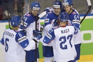 Hokejový šampionát je najsledovanejšie športové podujatie na Slovensku.