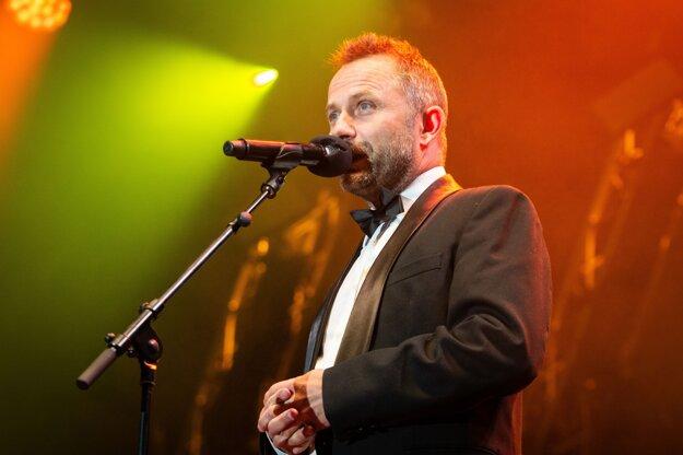 Šéf festivalu Pohoda Michal Kaščák.
