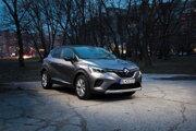 Nový Renault Captur v základnej verzii ZEN