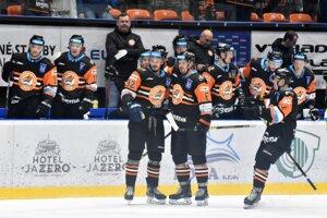 Michalovskí hokejisti zápasové dresy tak skoro neprepotia. Sezóna sa pre nich predčasne skončila.