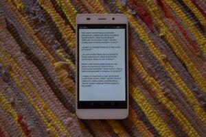 E-knihy môžete čítať hocikedy a hocikde. Do mobilu, či tabletu si ich stiahnete na mesiac.