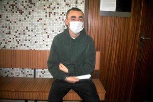 Nicolae G. z Moldavskej republiky na krajskom súde.