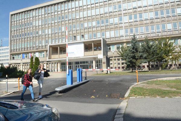 Technická univerzita v Košiciach.