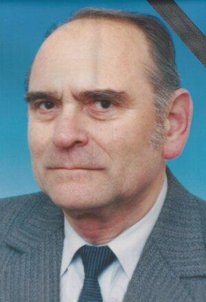 Rudolf Samuel, otec pani Samuelovej