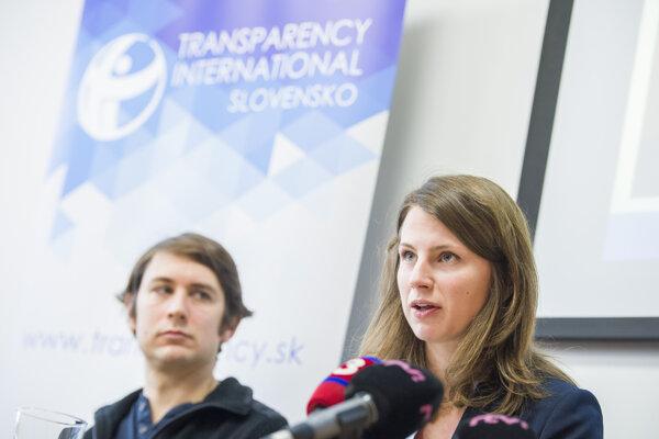 Zuzana Hlávková a Pavol Szalai boli tzv. whistleblowermi v kauze predsedníctva v Rade EÚ.