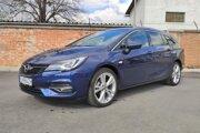 Opel Astra ST Elegance