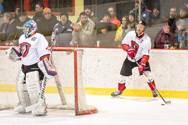 Pre hokejisti MHK Dolný Kubín boli fanúšikovia vždy šiestym hráčom na ľade.