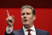Nový líder britskej Labouristickej strany Keir Starmer.