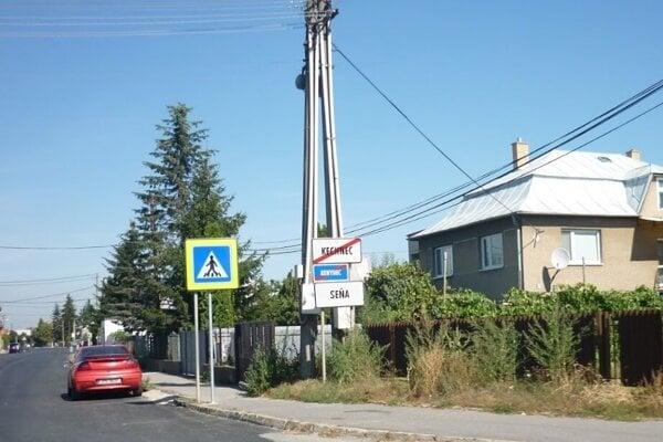 Obec Seňa v okrese Košice-okolie.