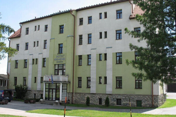CÚZ Kremenec v Tatranskej Lomnici.