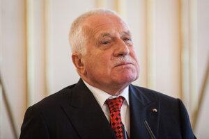 Václav Klaus.