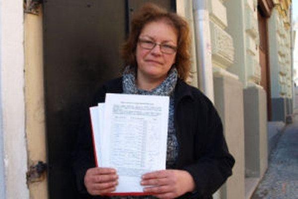 """""""Útočia na najslabších, keby to akékoľvek peniaze stálo, stojí za to hazard zakázať,"""" hovorí organizátorka petície Renáta Antalová."""
