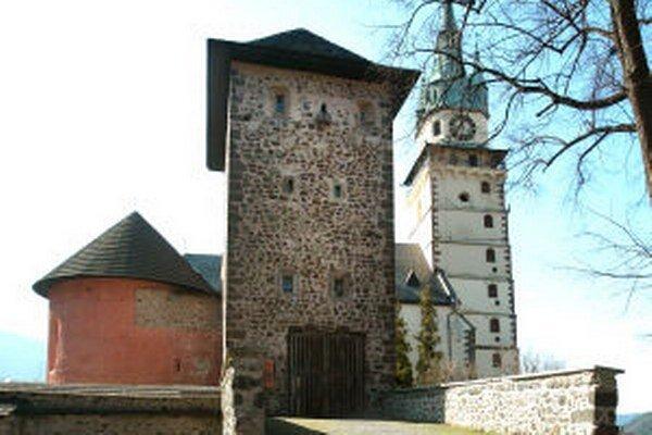 V areáli mestského hradu ožije dramatický príbeh.