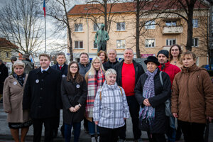 V Hodoníne sa stretlo zatiaľ najviac potomkov Masarykovej rodiny.