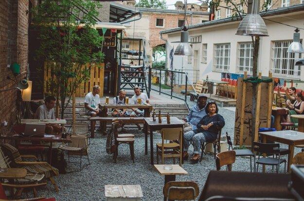 Tabačka Kulturfabrik, Košice