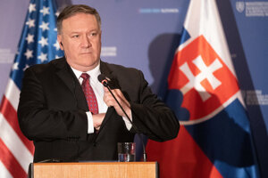 Mike Pompeo.