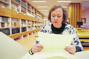 Madeline Vadkerty v archíve