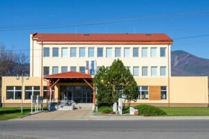 Mestský úrad Turany.