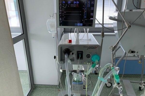 Chirana Aura V PMLV ventilátor.