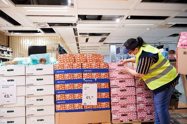 Ikea Bratislava otvorí v stredu 6. mája.