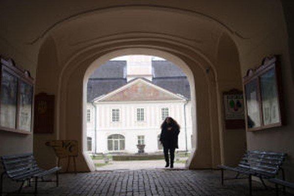 Kaštieľ vo Svätom Antone navštívilo vlani 48-tisíc ľudí.
