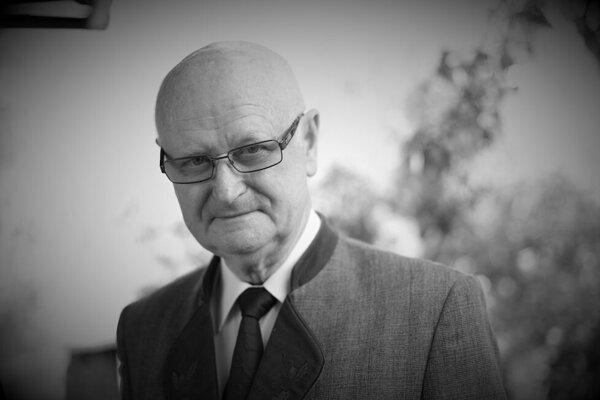Profesor Imrich Točka.