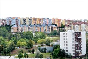 V 8 veľkých mestských častiach žije viac než 84 percent obyvateľov Košíc.