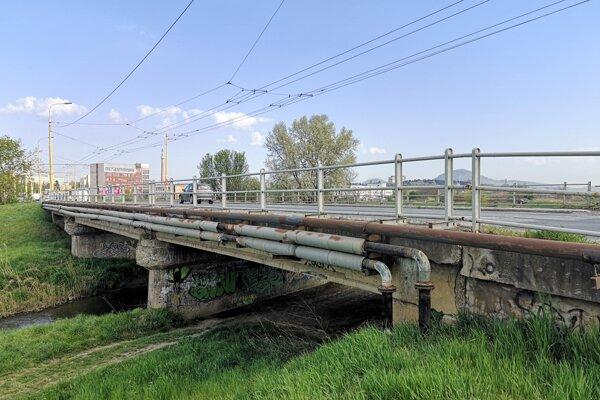 Župa chce na Solivarskej ulici prioritne opraviť most za približne tri milióny eur.