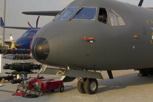 CASA C-295.