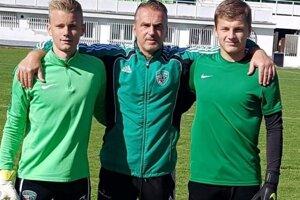 Ivo Pilip má v súčasnosti pod palcom mladých brankárov v prešovskom Tatrane.