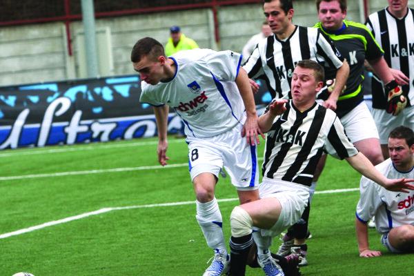V sezóne 2009/2010 v piatej lige dominoval Fomat.
