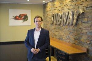 Matej Varga je zodpovedný za rozvoj siete na Slovensku.