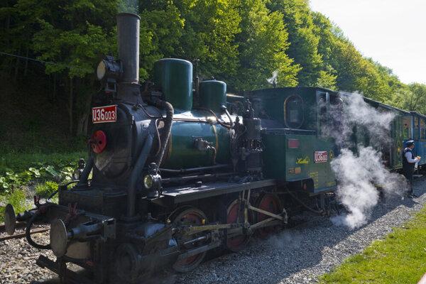 Mladí železničiari pomáhajú železničke každý rok.