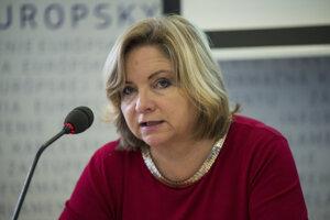 Oľga Pietruchová.