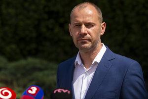 Generálny manažér Asociácie hotelov a reštaurácií Slovenska Marek Harbuľák.
