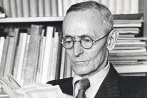 Herman Hesse.