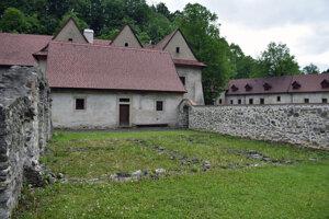 Červený kláštor.