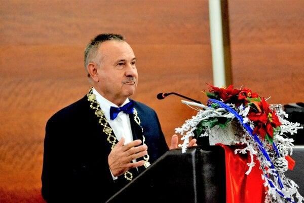 Ján Danko, primátor Martina.