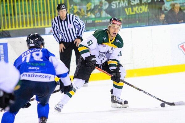 Jaroslav Markovič dostal vŽiline novú chuť do hokeja.