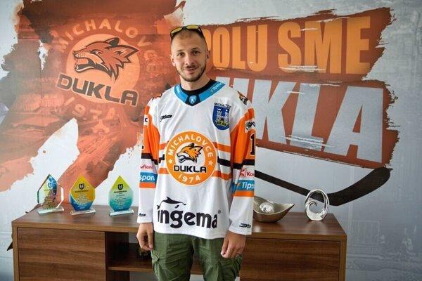 Tomáš Matoušek posilní michalovský klub.