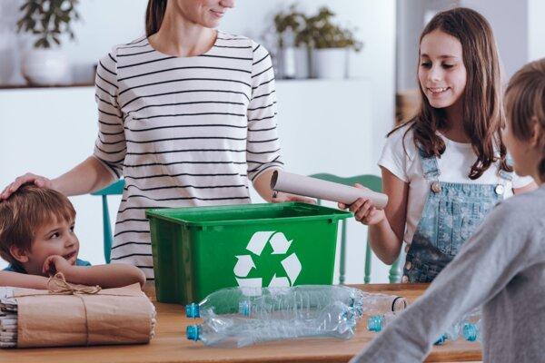 Centrum environmentálnej výchovy bude slúžiť vzdelávaniu detí a mládeže v oblasti ekologického spracovania odpad.
