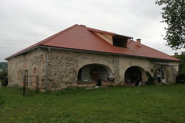Kúria v Hrnčiarskej Vsi.
