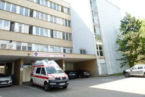 Nemocnica Levice.
