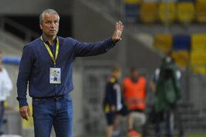Na snímke tréner Bernd Storck.