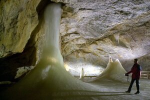 Dobšinská ľadová jaskyňa oslavuje 150. výročie svojho objavenia.