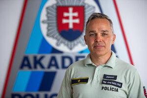 Juraj Gažo, odborný asistent, katedra telesnej výchovy na Akadémií Policajného zboru
