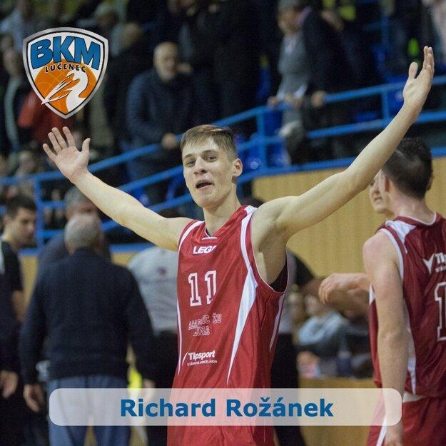Richard Rožánek.