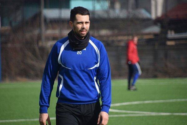 Branislav Macura strelil dva góly Krásna.