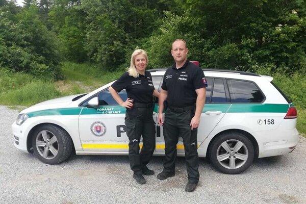Zdeno Valenčin a Andrea Dančová pomohli zachrániť žene život.