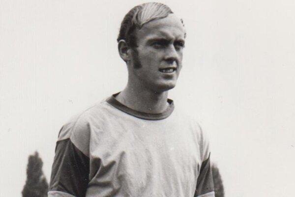 Jaroslav Pollák v čase hráčskej kariéry.